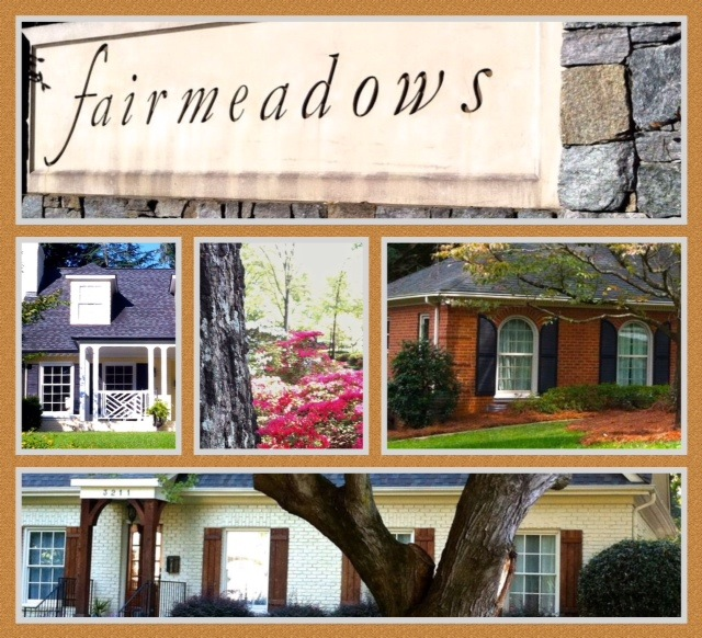 Fairmeadows Neighborhood Homes for sale MLS south charlotte