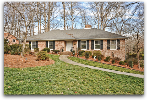 3615 Johnny Cake lane home for sale charlotte MLS 2066947