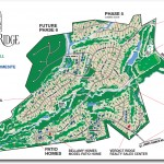 verdict ridge golf community map