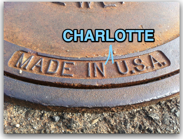 Made in Charlotte NC USA