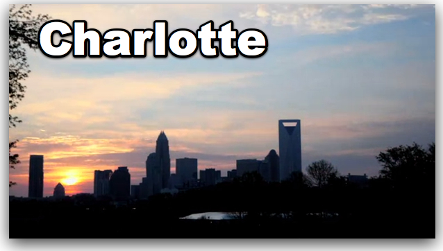Welcome to Charlotte, North Carolina - YouTube