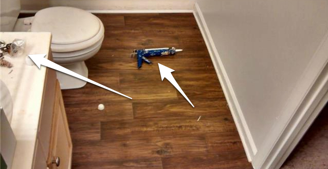 MLS fail caulk gun
